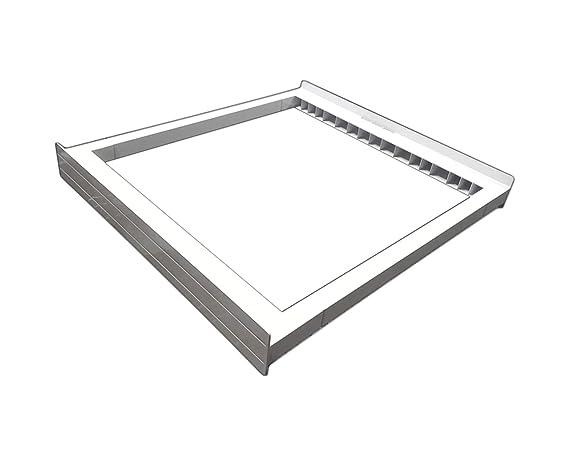 Whirlpool - Kit de superposición universal para lavadora Wpro con ...