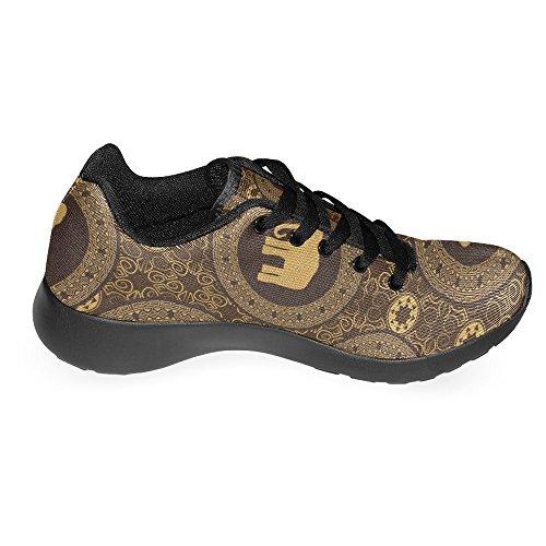 InterestPrint Womens Jogging Running Sneaker Lightweight Go Easy Walking Casual Sports Running Shoes For Women Multi 1 casfK