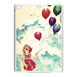 diy zhengiPhone 6 Plus Case 5.5 Inch Air Covers TPU Back Protective-Balloon Girl Case Perfect as Christmas gift(2)
