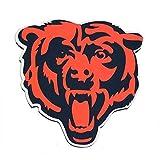 "NFL Chicago Bears ""Bear Head"" 3D Foam Wall Sign"