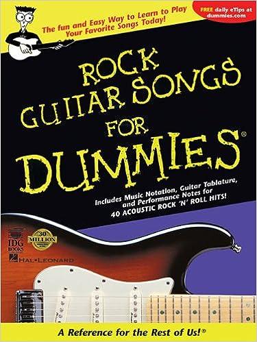 Rock Guitar Songs for Dummies: Amazon.es: Herriges, Greg P., Hal ...