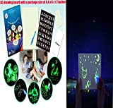 Draw with Light-Fun and Developing Toy and Developing Toy Big Pack (2Set)