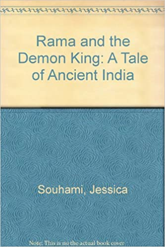 Rama and the Demon King Bengali//English-Language Edition An Ancient Tale from India