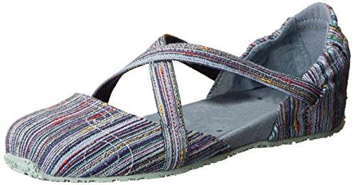 e9eb96c438f4de Ahnu Women s Karma Textile Ballet Flat (B00JLGI312)