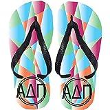 Alpha Delta Pi Flip Flops (Large)