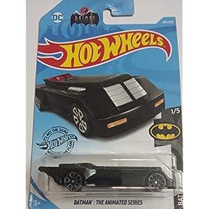 Hot Wheels Mattel Batman The...