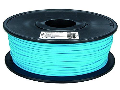 Velleman 3mm filament PLA pour imprimante 3D–Bleu clair