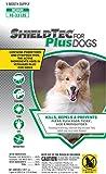 Dog Flea Treatment Collar - ShieldTec (1-dose) MEDIUM DOG (16-33 lbs)