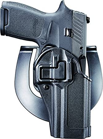 BlackHawk SERPA Level 3 Holster Right Hand Sig Sauer P250//320 : 44H161BKR