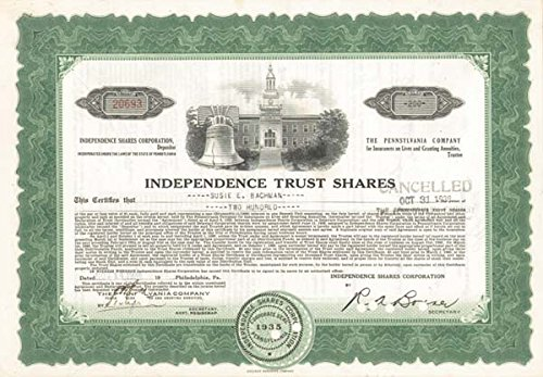 Independence Trust Shares