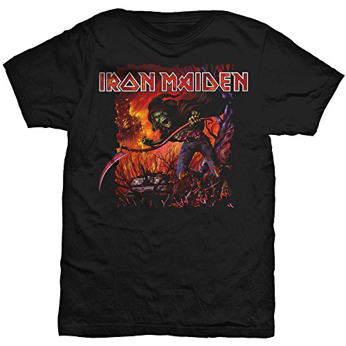 Iron Maiden - Fear Tree - Adult T-Shirt - XL