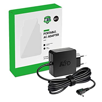KFD 45W Cargador Adaptador de Corriente para Acer Spin 1 SP111-33 Chromebook CB3 CB5