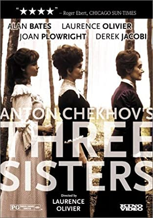 Amazon com: Three Sisters by Kino Lorber films by John Sichel