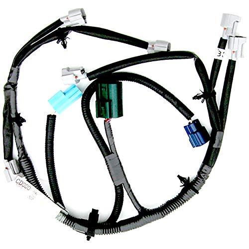 on nissan knock sensor wire harness