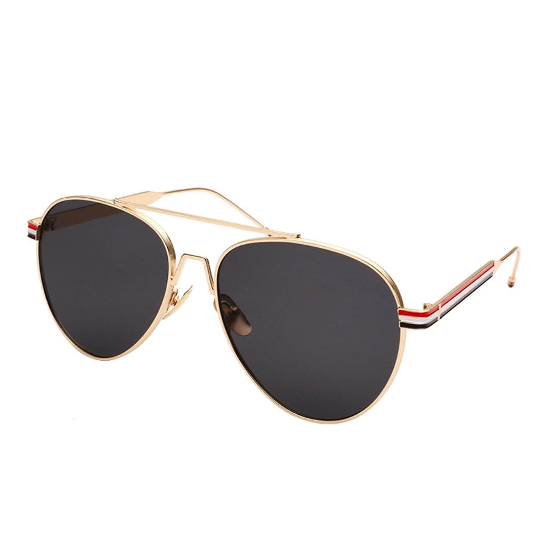 309cd329cc Buena Gafas De Sol Mujer Personalizada Moda Coche Gafas De Sol Lentes De  Color Viaje Gafas