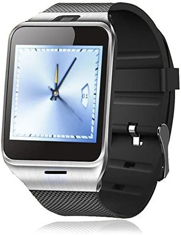 Padgene NFC Bluetooth Smart Watch for Samsung, HTC, Sony and Other Android Smartphones, Black