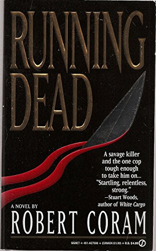 Book cover from Running Dead by Robert Coram