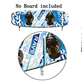 YYST Naked Wakeboard Wall Rack Wall Storage Mount