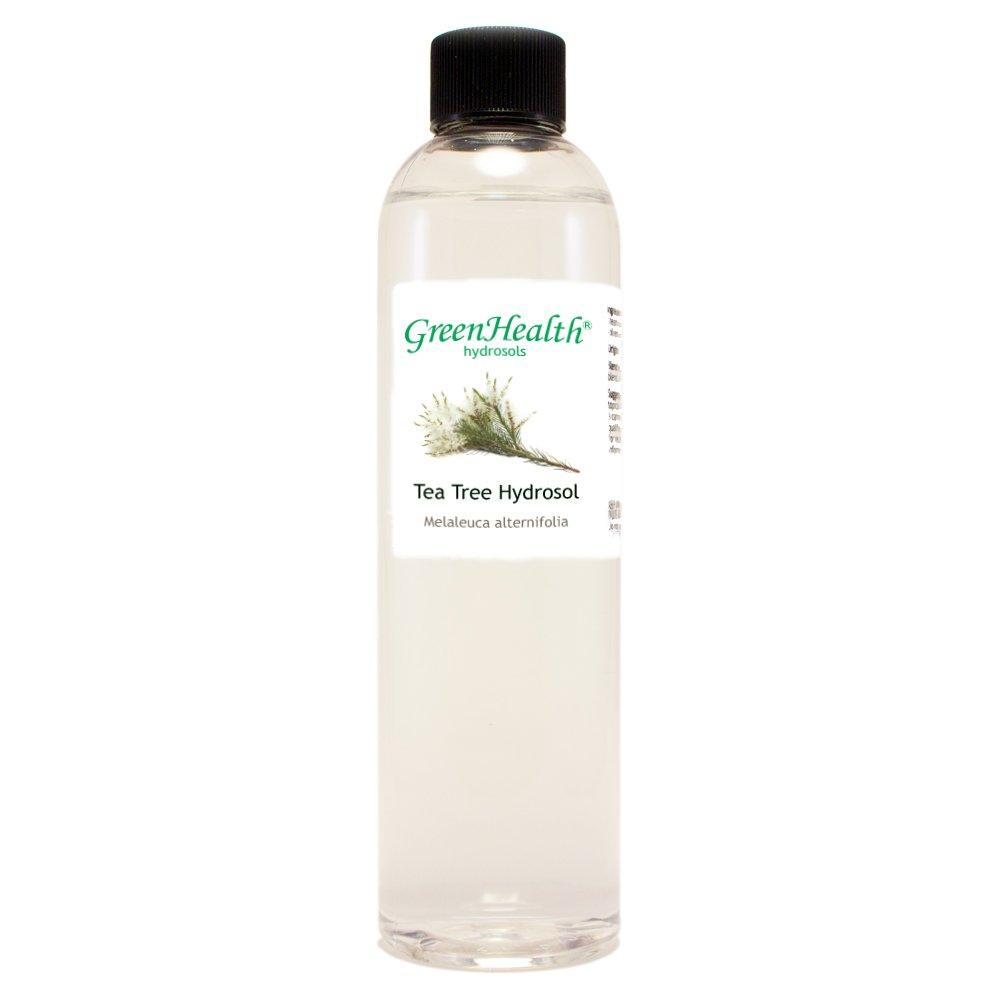 Tea Tree Hydrosol - 32 fl oz Plastic Jug w/Cap - 100% pure, distilled from essential oil Wfmed