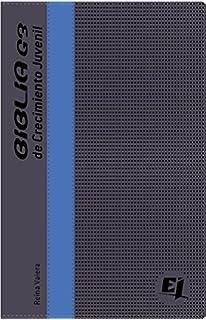 Biblia G3 de crecimiento juvenil RVR (Especialidades Juveniles) (Spanish Edition)