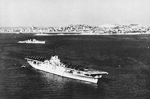 the-us-navy-aircraft-carrier-uss-tarawa-cv-40-at-tsingtao-today-qingdao-china-circa-in-nove
