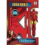 SAKAR Iron Man 2 3D Armour Case w/ Stylus for Nintendo DSi