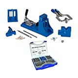 Kreg K4MS Jig Master System with Pocket Hole Screw Joinery Kit by Kreg