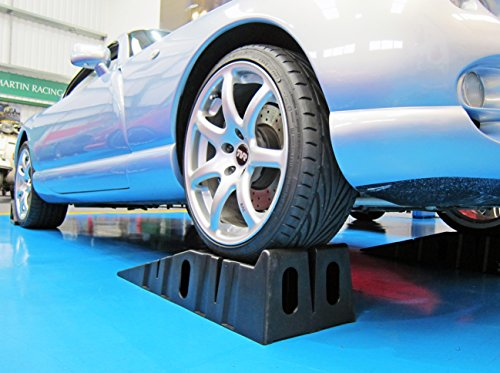 Laser 6793 Set Di 2 Rampe Per Auto In Plastica 2 5 Tonnellate