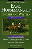 img - for Basic Horsemanship (Revised) (Doubleday Equestrian Library) book / textbook / text book