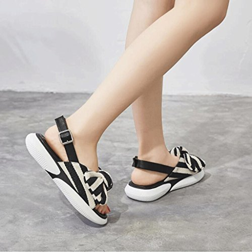 Summer Wear Fashion Female Sandals 5 Sports Size Slippers 6 Shoes qtWEBwnAIS