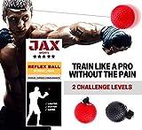 JAX Sports Boxing Reflex Ball Kit Maximize
