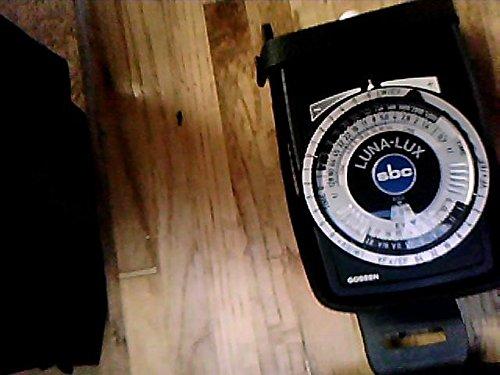 Gossen Meter - Gossen Luna Pro SBC Ambient Lightmeter/Flashmeter