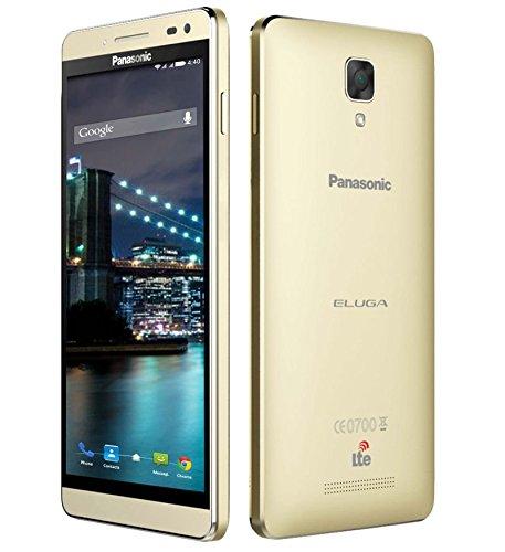 Panasonic Eluga I2 4G – 2GB Metallic Gold