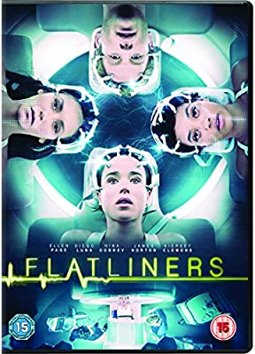 Amazon com: Flatliners [DVD] [2017]: Movies & TV