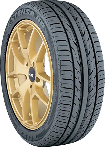 Toyo Extensa HP Performance Radial Tire - 245/45R18 100W by Toyo Tires (Image #1)