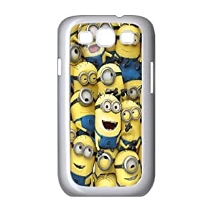 Despicable Me HILDA5095392 Phone Back Case Customized Art Print Design Hard Shell Protection Samsung Galaxy S3 I9300