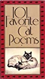 101 Favorite Cat Poems, Sara L. Whittier, 0809240785