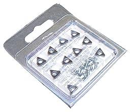 AMMCO 6914-10 Negative Rake Carbide Insert (10 Pack)