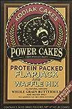 Kodiak Cakes Power Cakes: Flapjack and Waffle Mix Whole Grain Buttermilk Net Wt. 3.75 lbs