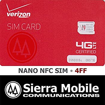 verizon iphone sim card verizon nano sim card 4ff for iphone 5 5c 1285
