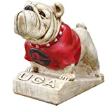 Stone Mascots - University of Georgia Bulldog ''UGA'' College Stone Mascot