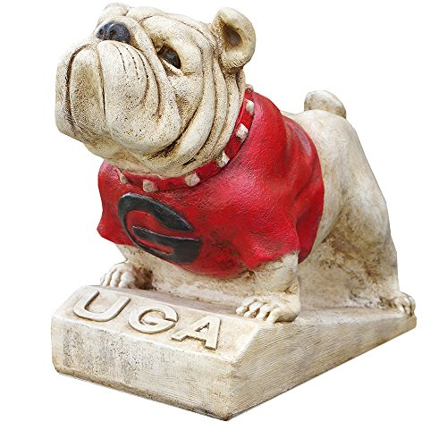 Stone Mascots - University of Georgia Bulldog ''UGA'' College Stone Mascot by Stone Mascots