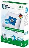 Easy Clean EC Microfibre Vacuum Dust Bags & Motor Filter AEG, AFK, Princess, Tristar