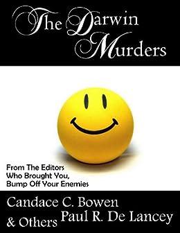 The Darwin Murders by [Bowen, Candace C., De Lancey, Paul R.]