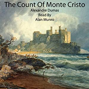 The Count of Monte Cristo Hörbuch