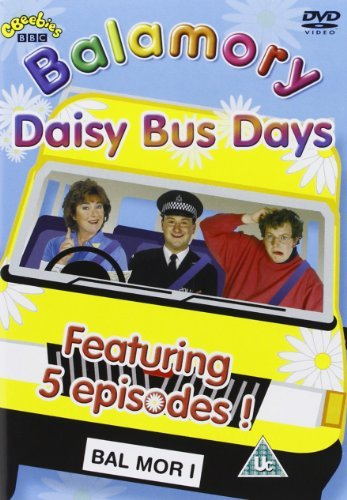 Balamory - Daisy Bus Days [Import anglais]