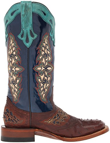 ... Lucchese Bootmaker Kvinners Amberlyn-sienna Fq Spyker Ca Riding Boot  Sienna