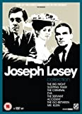 Joseph Losey Collection - 8-DVD Box Set ( The Big Night / The Sleeping Tiger / The Criminal / Eva / The Servant / Accident / The Go-Between / Mr. Klein ) ( The Concrete Jungle / Ev [ NON-USA FORMAT, PAL, Reg.2 Import - United Kingdom ]