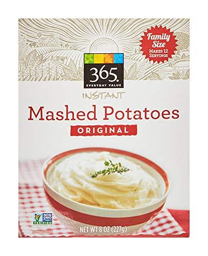 365 Everyday Value, Instant Mashed Potatoes, Original, 8 oz