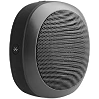 MOGIC Portable Wireless Bluetooth Speaker Outdoor Shockproof and Waterproof IPX5 Mini Speaker (Black)